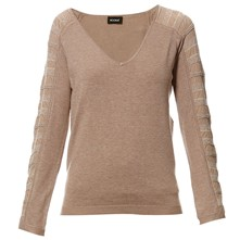 Sous-pull - taupe