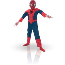 Panoplie Luxe Spiderman - Taille L
