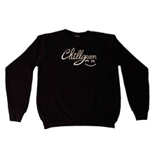 Sweat Chillgreen - noir