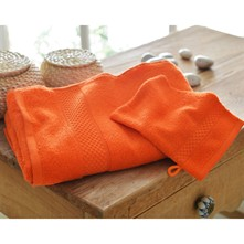 Lot de 2 gants 450 g/m² - orange