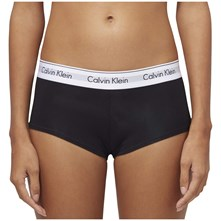 MODERN COTTON - SHORTY - NOIR Calvin Klein Underwear Women