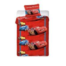 Cars - Linge de lit Enfant - rouge