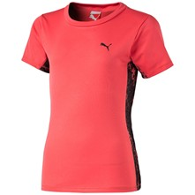 Girl active - T-shirt - corail