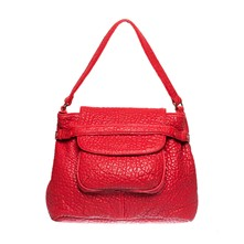 Carene - Sac en cuir - rouge