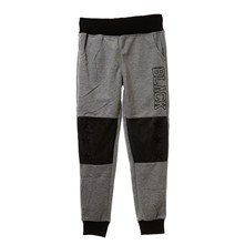 Pantalon jogging - gris clair
