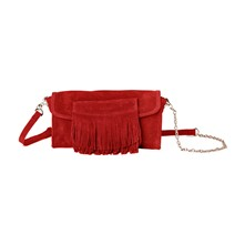 Ciley - Sac en cuir - rouge