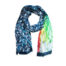SPIDER INK - Foulard - multicolore