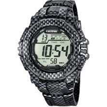 K5681-7 - Montre digitale - noir