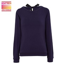 Heattech Loungewear - Sweat shirt - bleu marine