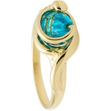 Bague - turquoise