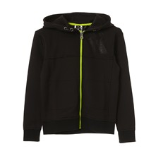 Sweat à capuche - noir