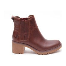 Averly Chelsea - Boots - marron