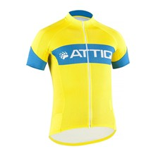 T-shirt cycliste - bicolore