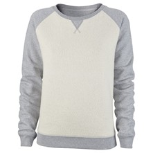 Sweat shirt bio - Sweat - gris clair