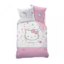 Hello Kitty Galaxie - Parure de lit