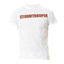 Trooper - T-shirt - blanc