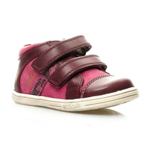 Trala - Sneakers en cuir - rose
