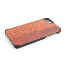 Tropical - Coque pour iPhone 6 - rouille