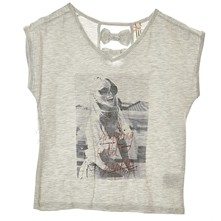 Kill - T-shirt - gris clair