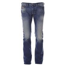 Safado - Jean regular - denim bleu