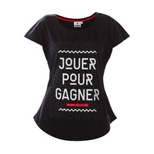 Winner - T-shirt - noir