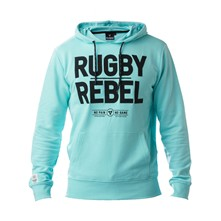 Rebel - Sweat à capuche - turquoise