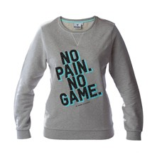 No Pain - Sweat-shirt - gris