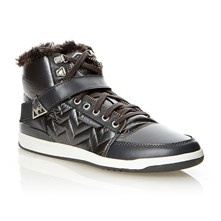 Diamond mid - Baskets montantes - noir