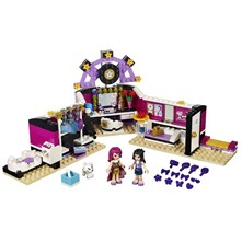 Friends - Loge de la chanteuse Livi et figurines - multicolore