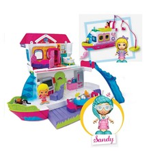 Vtech Yatch et villa Flipsies - multicolore