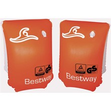 Lot de 2 brassards enfant - rouge