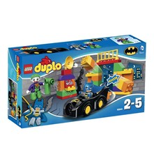 Défi Batman et Joker Duplo - multicolore