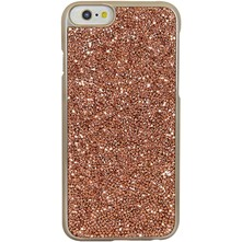 Bling bling - Coque pour iPhone 6 et 6S - or