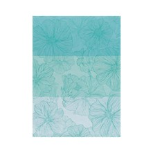 So bloom - Torchon - turquoise