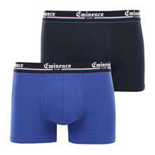 Duo Club - Lot de 2 boxers - multicolore
