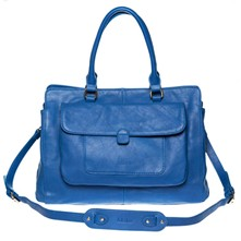 Eryn - Sac shopping - bleu