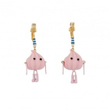 The candy store - Boucles d'oreilles - rose