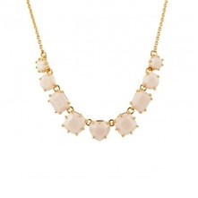 La diamantine - Collier - beige