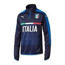 Figc - Sweat-shirt - bleu