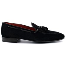 Harry - Mocassins en cuir - noir