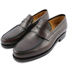 Lord - Mocassins en cuir - marron