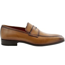 Ryan - Mocassins en cuir - marron