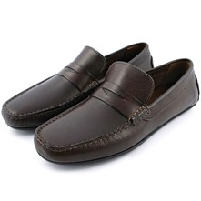 Voile - Mocassins en cuir - marron