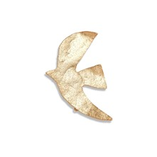 Colombe - Broche - or