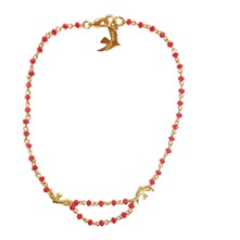 Voyage - Collier - rouge