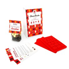 Chocobricks original - Assortiment de chocolat - bicolore