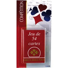 Jeu de 54 cartes - multicolore