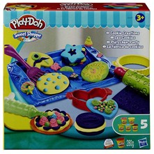 Cookies Play-Doh - multicolore