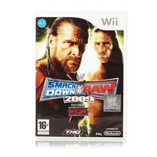 Smackdown VS Raw 2009 pour Wii