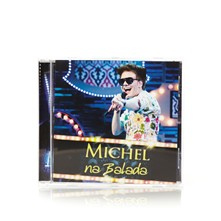 Michel Telo Album Na balada - CD